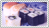 sushi stamp by bulletblend