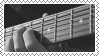 guitar stamp by bulletblend