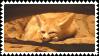 fennec fox stamp by bulletblend