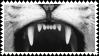 teeth stamp by bulletblend