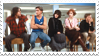 the breakfast club stamp by bulletblend