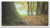 forest stamp by bulletblend
