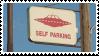 ufo parking stamp