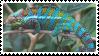 chameleon stamp by bulletblend