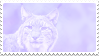 pastel lynx stamp by bulletblend