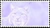 pastel lynx stamp by bulletblend