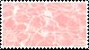 pink water stamp