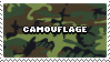 camouflage stamp by bulletblend