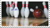bowling stamp by bulletblend