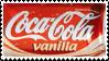 coke vanilla stamp