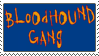 Bloodhound gang stamp by bulletblend