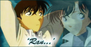 Shinichi thinks about Ran