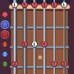 Guitar Trainer by ChiralPixels