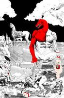 God of war by WaldekBorowski