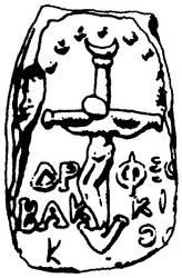 Dionysos crucified