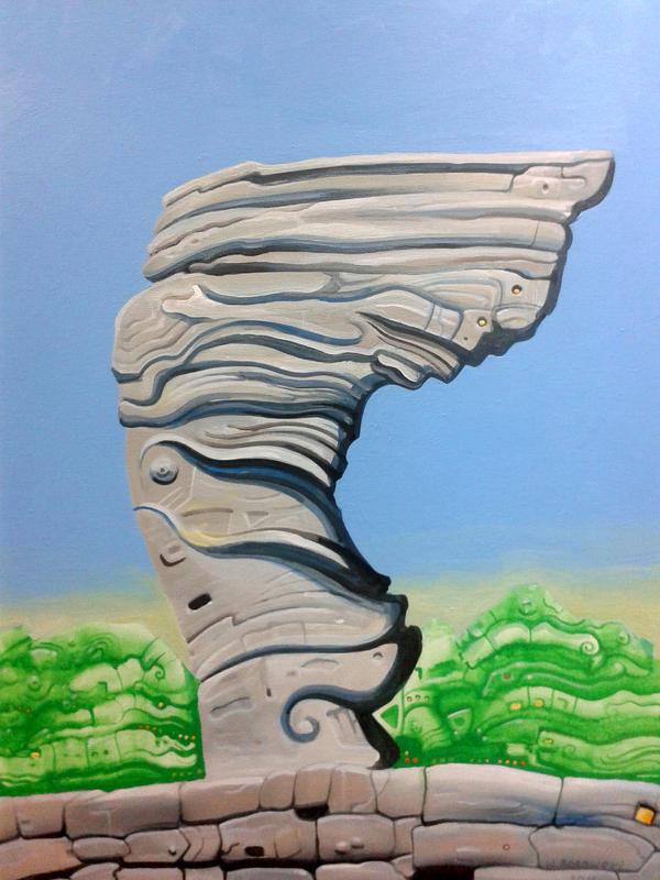 Wing by WaldekBorowski