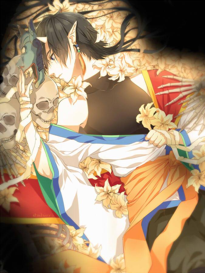 Ao Oni by shinkusora
