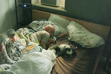 Sleepy Boys by rchlrdngs