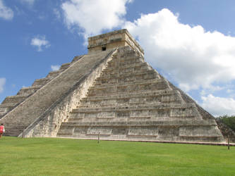 Chichen Itza another view by Sorath-Rising