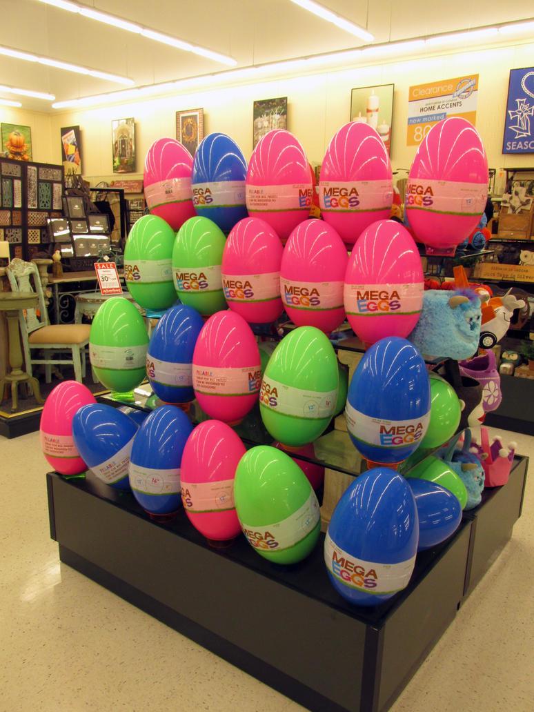 Giant Plastic Eggs By Sorath Rising On Deviantart