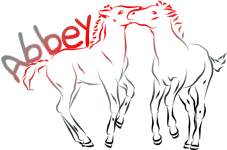 Abbey's siggy - NOT STOCK by equizotical