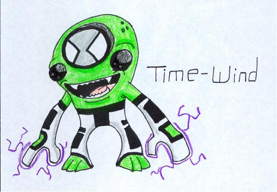 13 TimeWind by JakRabbit96