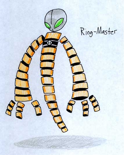38 Ring-Master by JakRabbit96