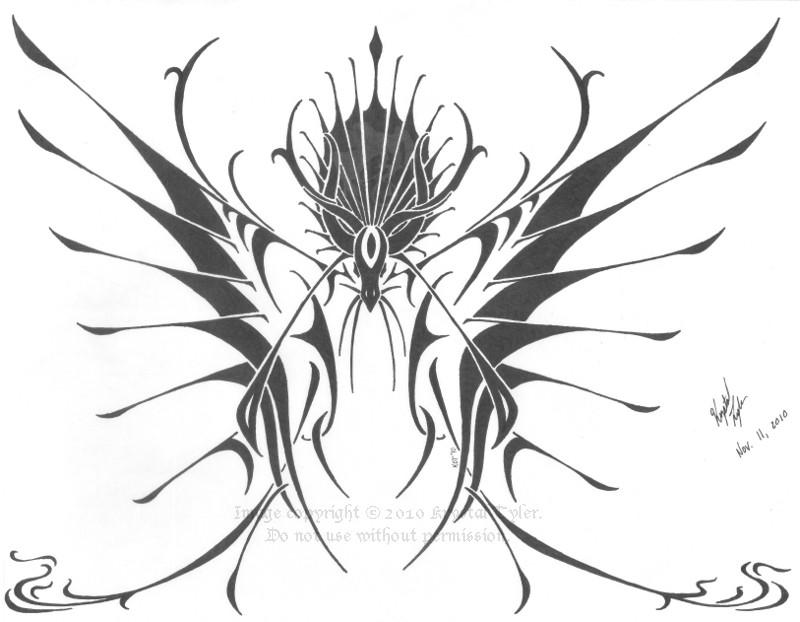 DD VI - Emperor Butterfly