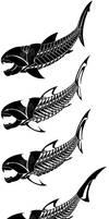 Dunkleosteus Tribal