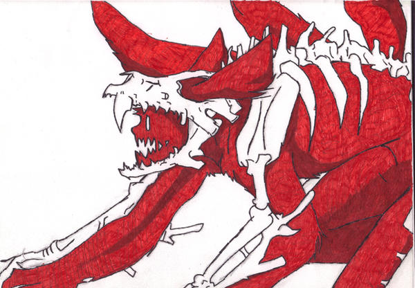 Naruto 8 Tails Form