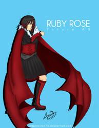 Ruby Rose -FutureAU-