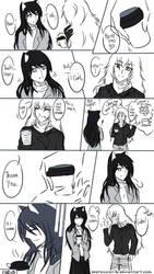 -One Moment- Comic