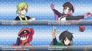 JNPR Pokemon Trainers