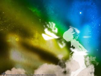 Last Sight of the stars by Kit-Neko