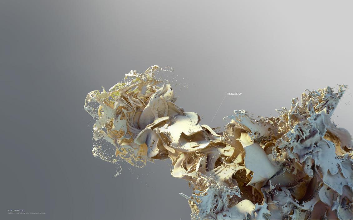 Splash: neuflow by neutrix