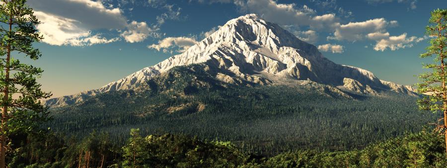 Sierra Nevada by neutrix