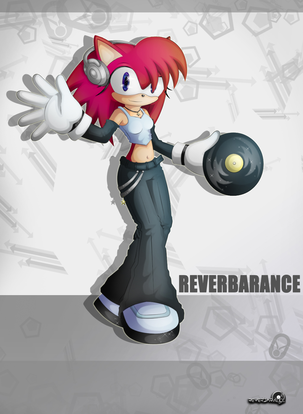 The Dj  i.d. by Dj-Reverberance