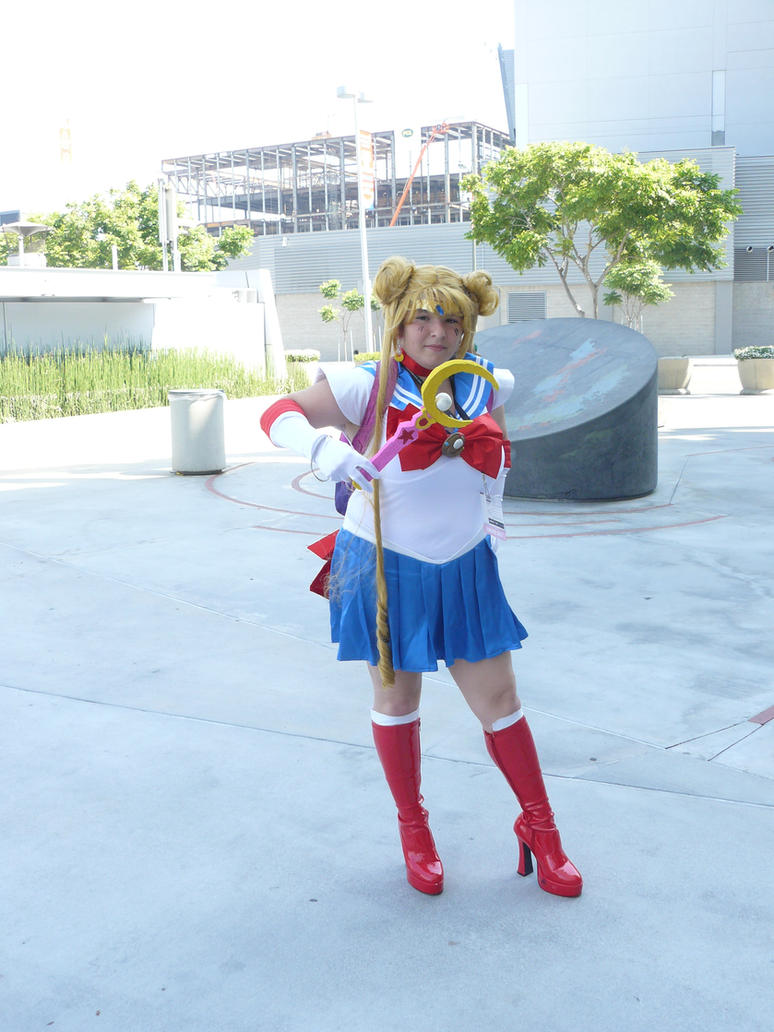 Sailor Moon by defy-law