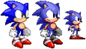 SRB2 Sonic in S1 Style