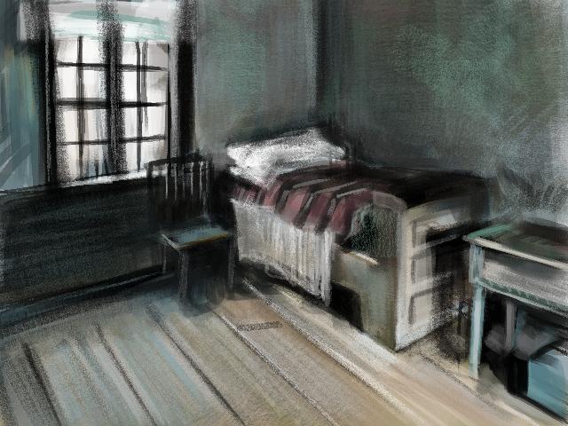 Skansen - WIP on Asus VivoTab Note 8.0 by speedy-painter