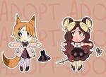 [CLOSED] Kemonomimi Adopts