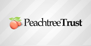Peachtree Trust Logo by logiqdesign