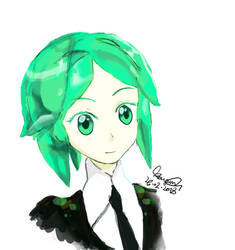 Houseki No Kuni Phos
