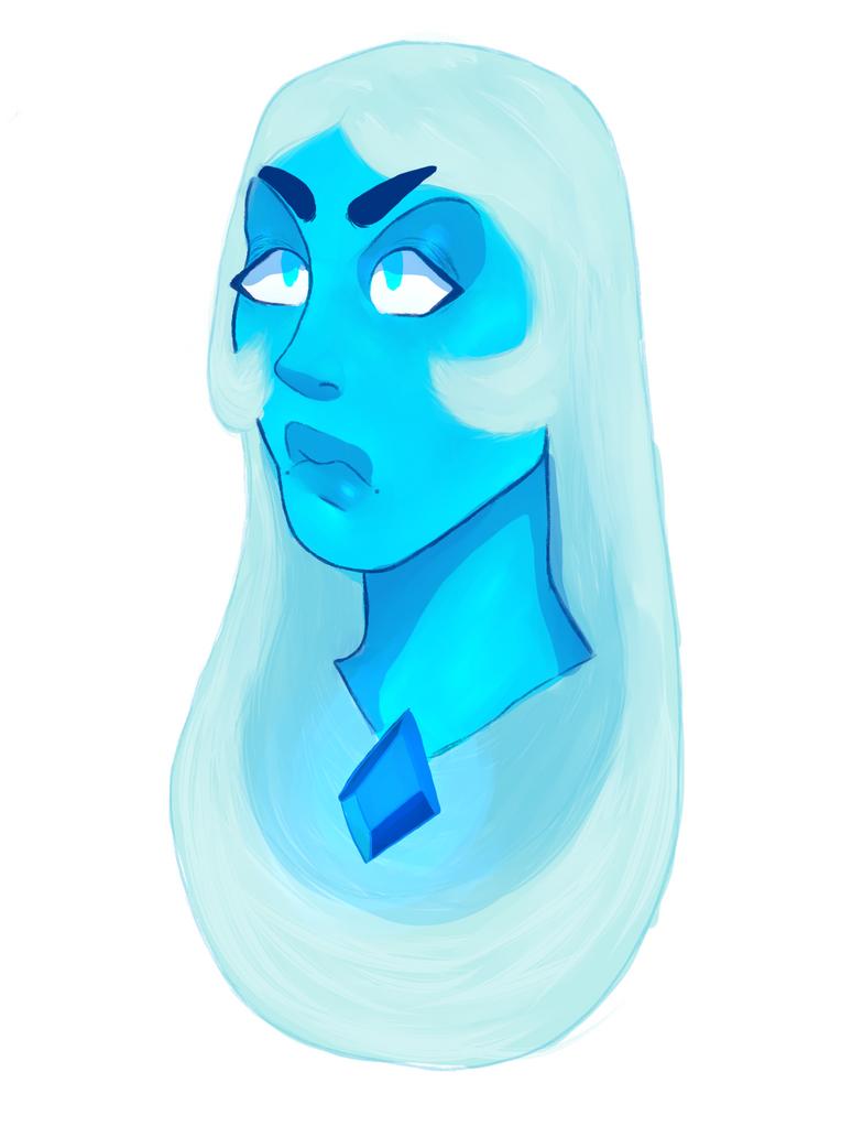 Blu by quartzbby