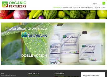 Organic Fertilizers Website