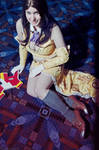 [Disney Dresspheres]: Gun Mage Jane by Karrissarella