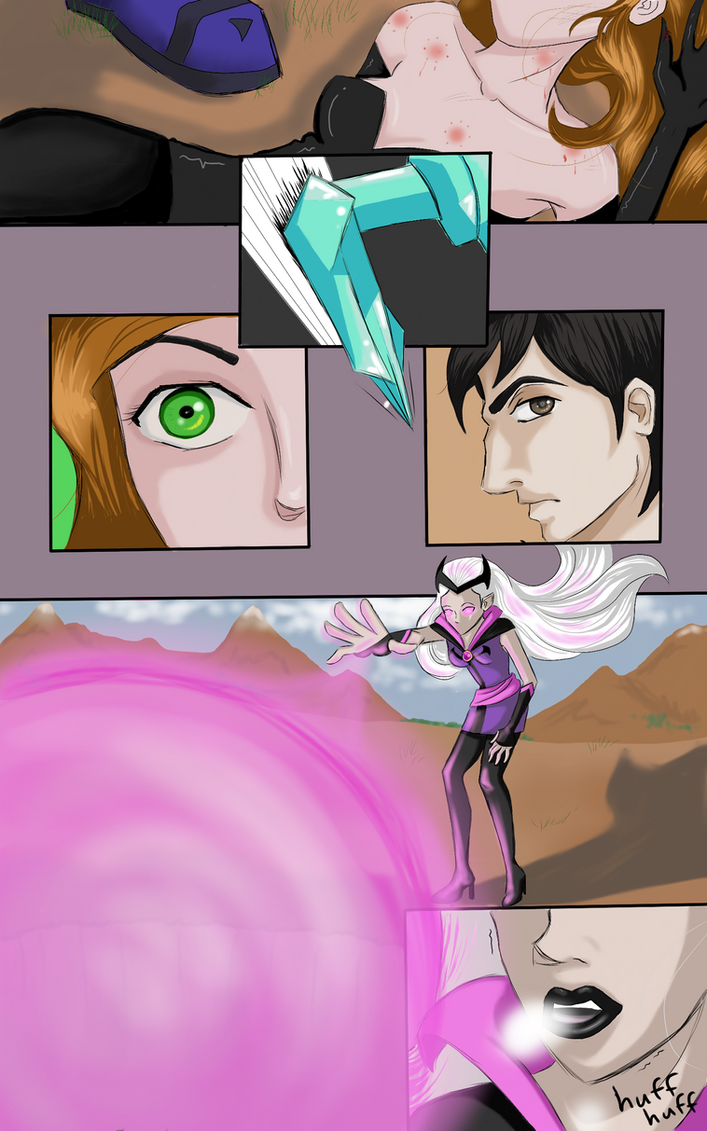Control Page 1 by Evilwarlordgu