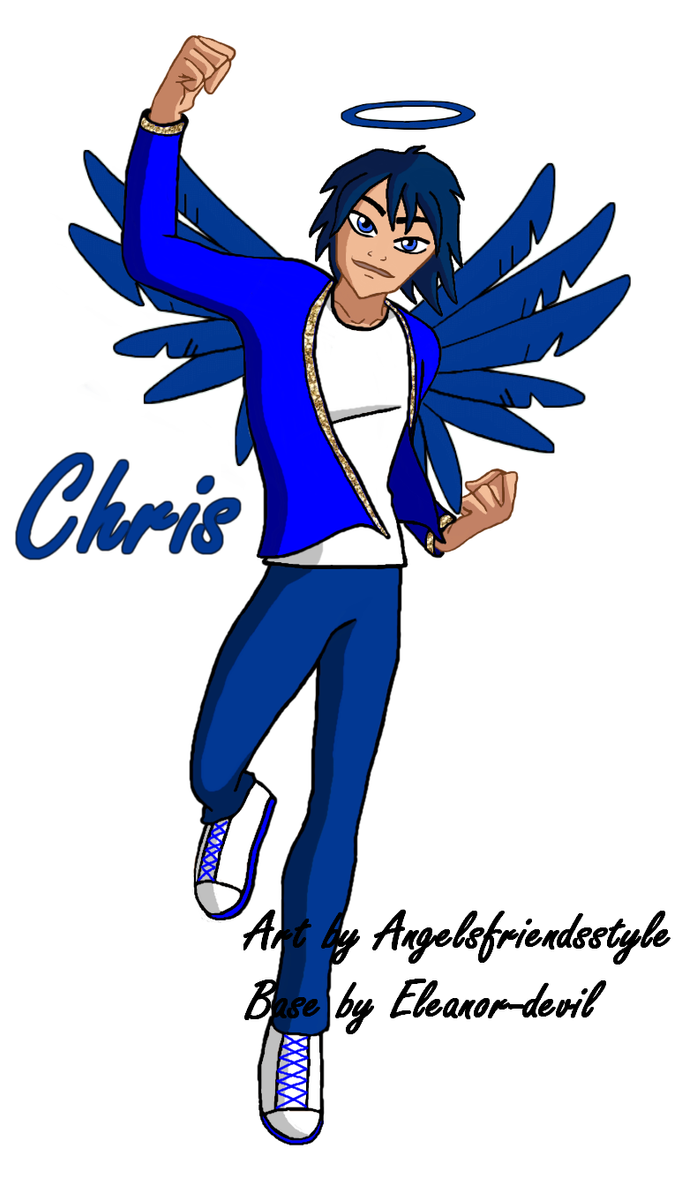 hair style anime chris by angelsfriendsstyle on deviantart 7310