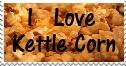 Kettle corn stamp by piratekit