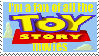 Fan of Toy Story stamp